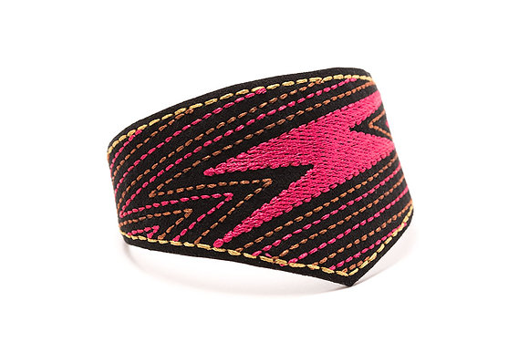 Bolt Embroidered Mercurial Cuff