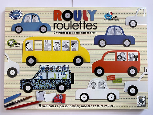 ROULY ROULETTE
