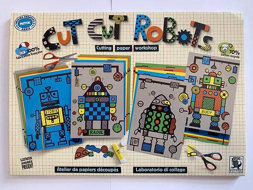 CUT CUT ROBOTS