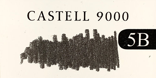 CRAYON GRAPHITE FABER-CASTELL 9000 5B