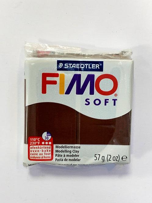 FIMO SOFT 57G CHOCOLAT