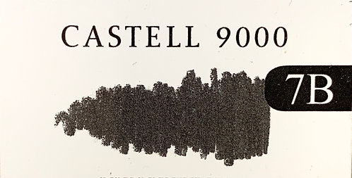 CRAYON GRAPHITE FABER-CASTELL 9000 7B