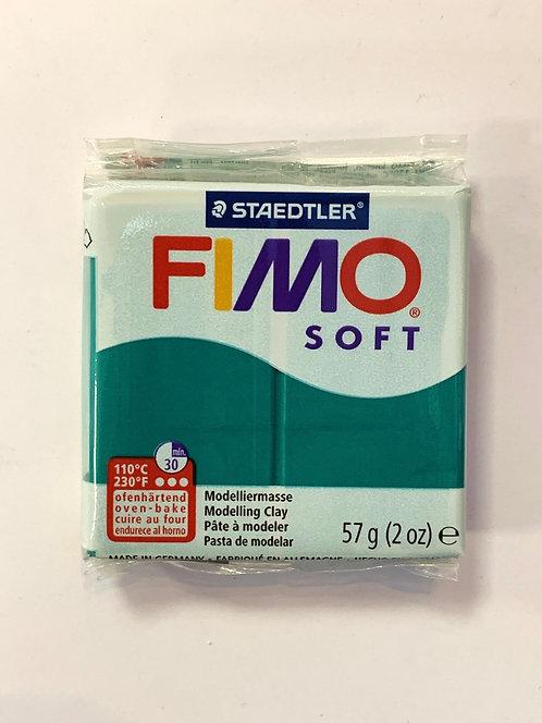 FIMO SOFT 57G EMERAUDE