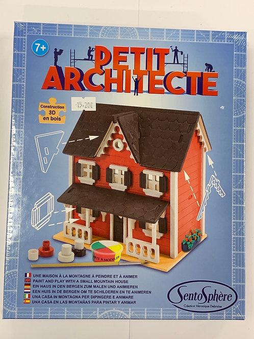 PETIT ARCHITECTE MAISON SCANDINAVE