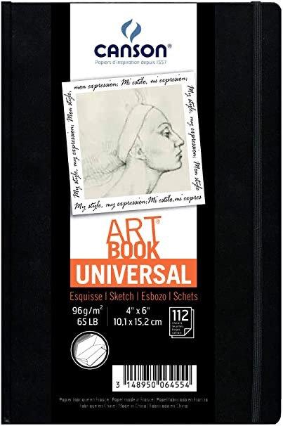 ART BOOK 112FEUIL. 10.2X15.2CM 96G