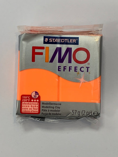 FIMO EFFECT NEON 57G ORANGE