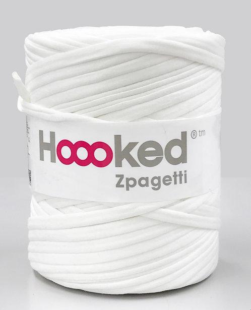 HOOOKED ZPAGETTI XL UNI WHITE