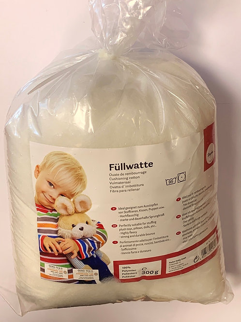 OUATE DE REMBOURRAGE POLYESTER 300G