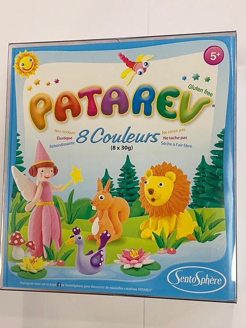 PATAREV 8 POTS 30G