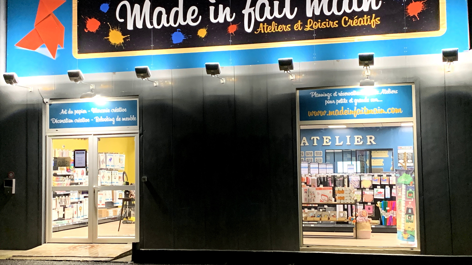 Made in Fait Main Ateliers Loisirs Créatifs