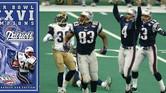 LA HISTORIA DEL SUPER TAZON NUMERO 36 DE LA NFL