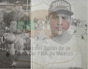 """ROGELIO """"CHAPULIN"""" ALVARADO, FUE UN JUGADOR DE EXPORTACIÓN A LOS CERVECEROS DE MONTERREY"""