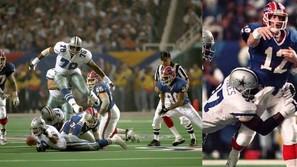 LA HISTORIA DEL SUPER TAZON NUMERO 28 DE LA NFL
