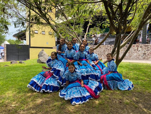 "VAN A LA FINAL NACIONAL LA ESCARAMUZA INTERNACIONAL DE SALTILLO EN LA CATEGORIA INFANTIL ""A"", HOY"