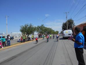 POR 29 AÑOS CONSECUTIVOS EL FESTIVAL DE CICLISMO BANANEROS EN LA 26 DE MARZO CON UN GRAN AMBIENTE FA