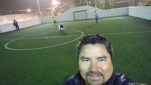 HOY LA GRAN FINAL EN EL FUTBOL BARDAS DE PRIVADA LAS TORRES