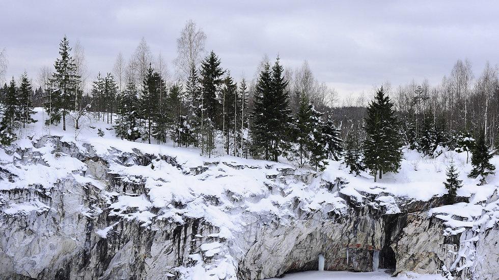 Большое новогоднее путешествие по Карелии  31.12 - 03.01 (4 дня)