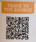 QR Code Traceability to Source