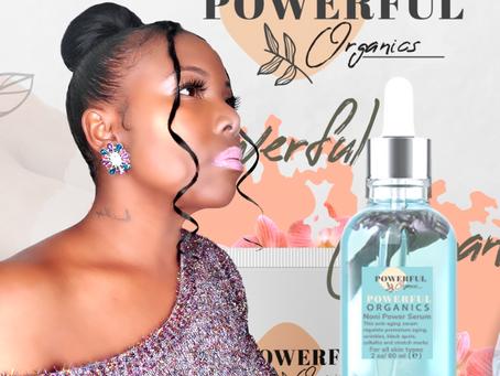 POWERFUL ORGANICS BY KEDESHA POWELL
