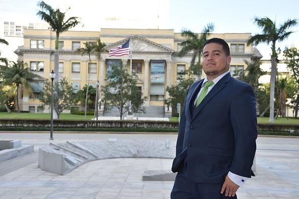 Managing Attorney Edgardo Hernandez