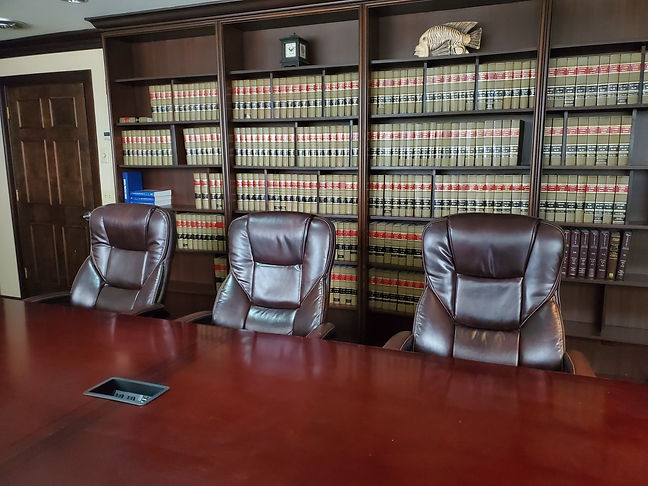 Patronus Law Conference Room