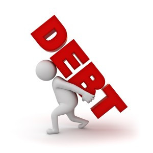 5 Warning Signs of Debt Problems