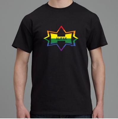 T-Shirt Halifax Pride