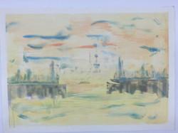 Series of City Skyline