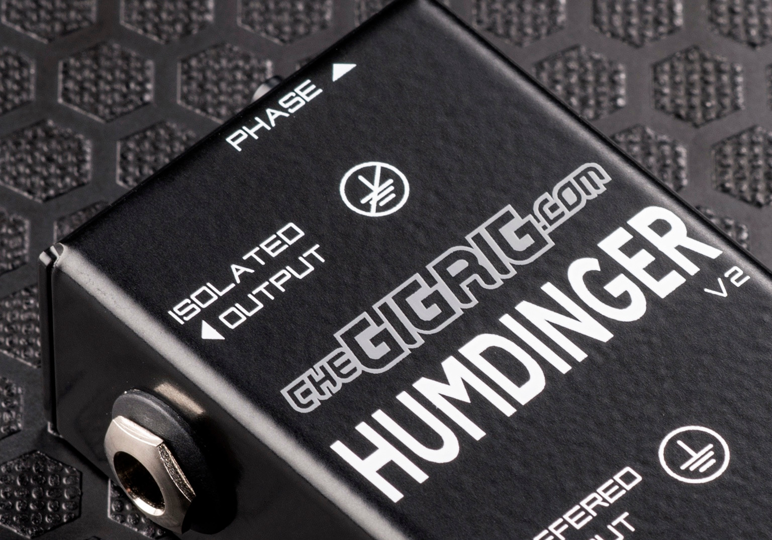 The Gigrig Humdinger Elimination Of Common Signal From Stereo Audio Split Your With No Hum Or Phase Issues