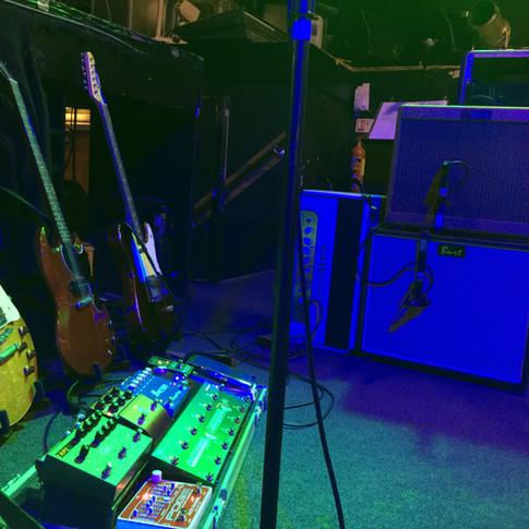 James Bay - backstage