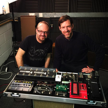 Dan and Ed O'Brien