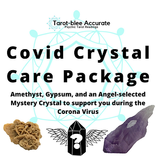 Covid-19 Crystal Pack