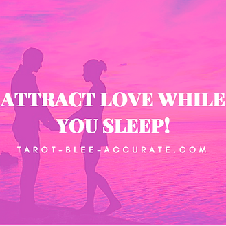 Attract Love In Your Sleep!