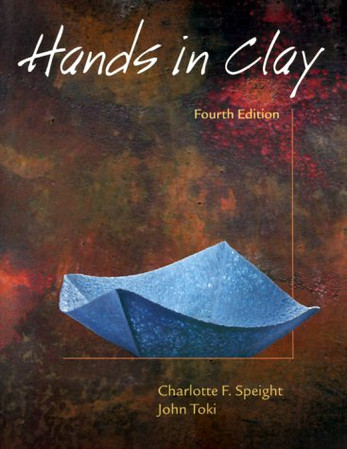 """The book """"Hands in Clay"""""""