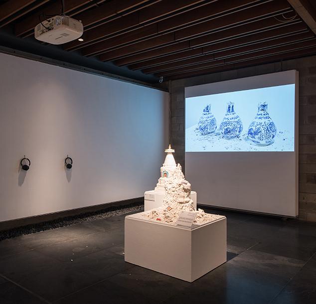 Photo credit -New Taipei City Yingge Ceramic Museum .圖片版權-新北市鶯歌陶瓷搏物館