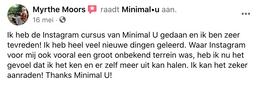 instagramcursus_minimal-u_recensie_myrth
