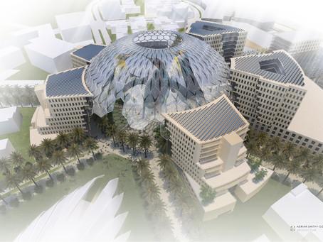 Expo 2020 Dubai Unveils Inspirational Al Wasl Plaza