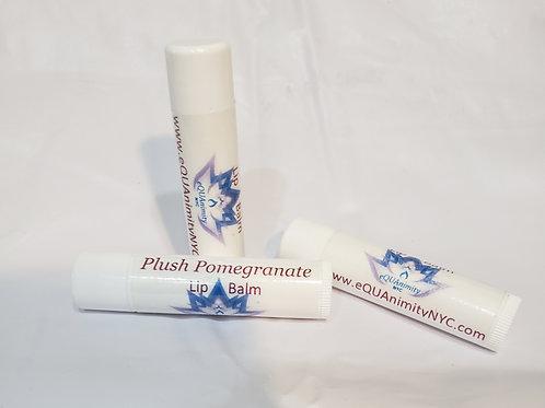 Plush Pomegranate Lip Balm