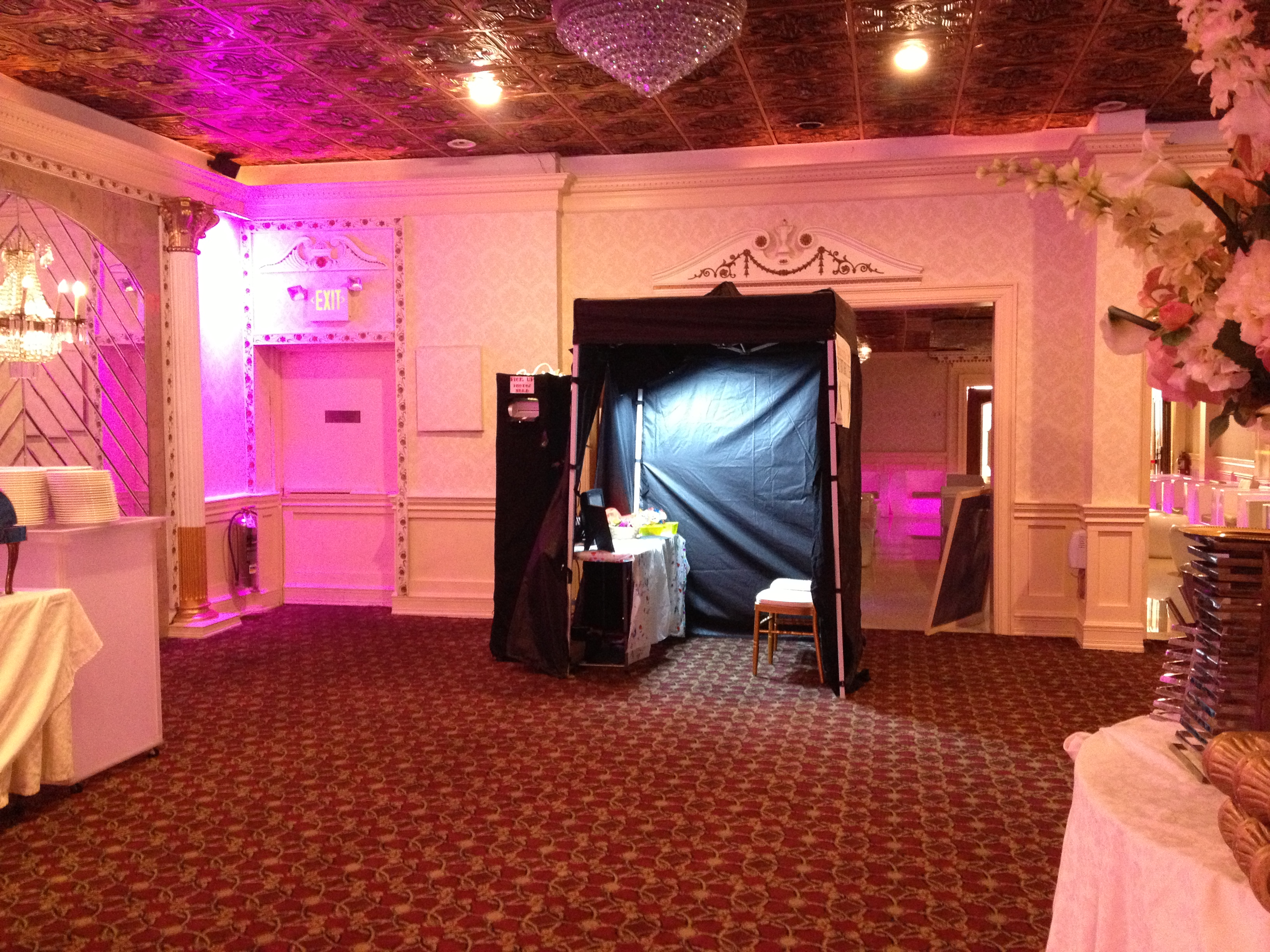 Wings Photo Booth