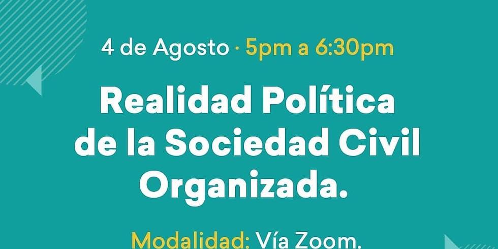 ForoMty X Vol. 2. Realidad Política de la Sociedad Civil