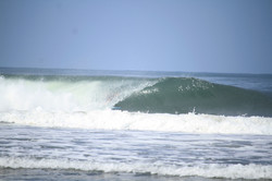 "Scott in Nicaragua on a 5' 9"""