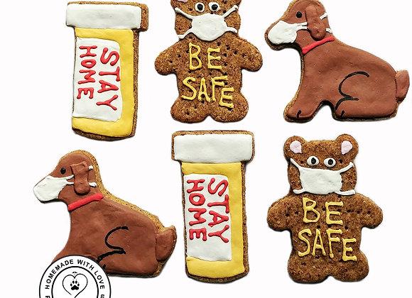 BE SAFE DOG TREATS