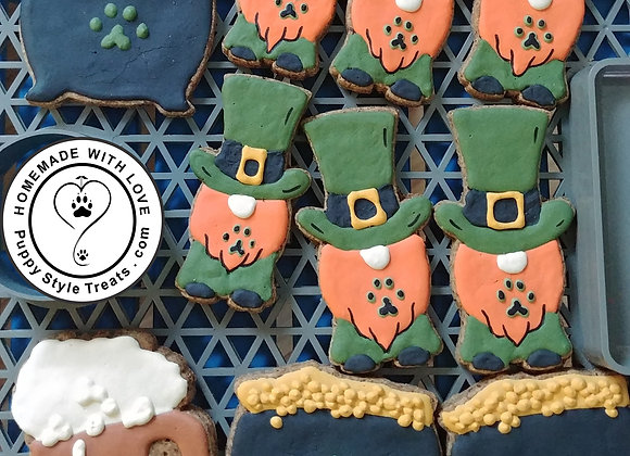 St. Patrick's Decorated Treats