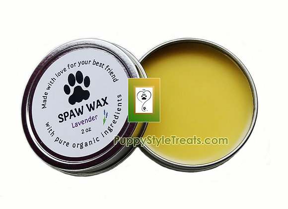 SPAW WAX with Lavender Essential Oil