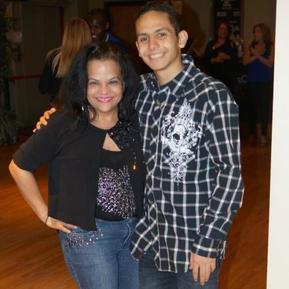 Maria and Emmanuel Torres