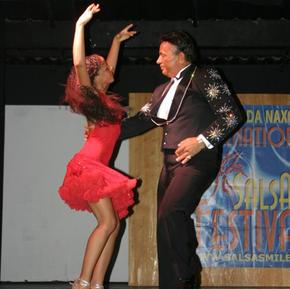 Eddie and Nadia Torres