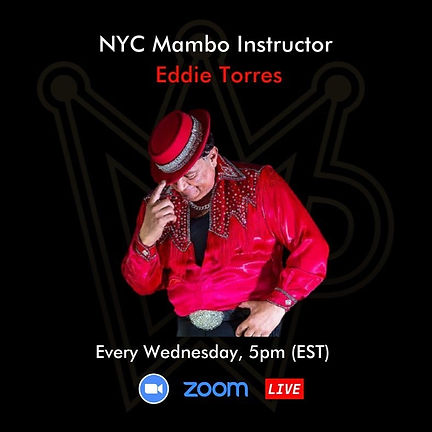 Eddie and Maria Torres NYCMambo Class.jp