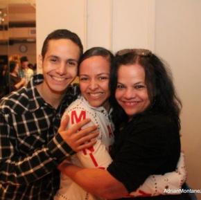 Maria, Nadia & Emmanuel Torres