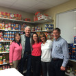 Sutton Food Pantry Donations
