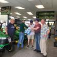 John Deere Tractor Raffle